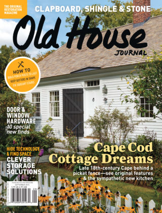 Old-House Journal September 2015