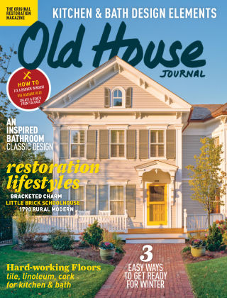 Old-House Journal October 2015