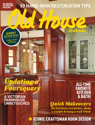 Old-House Journal Nov / Dec 2015