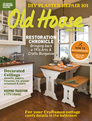 Old-House Journal Jan-Feb 2016