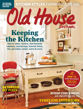 Old-House Journal Mar-Apr 2016