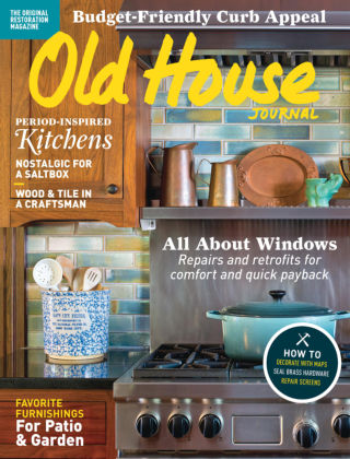 Old-House Journal Jun 2016