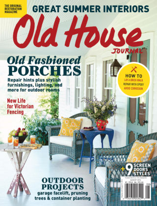 Old-House Journal Jul-Aug 2016