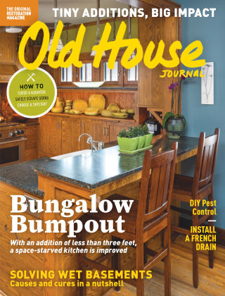 Old-House Journal Sep 2016