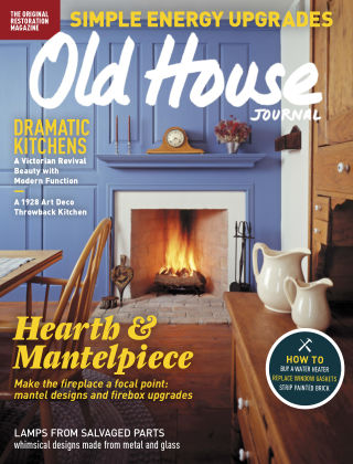 Old-House Journal Oct 2016