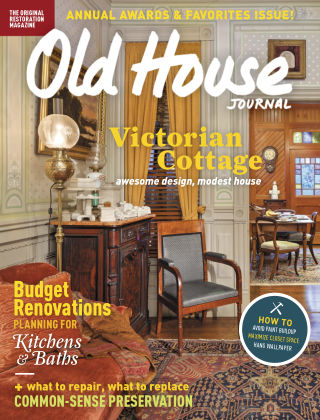 Old-House Journal Nov-Dec 2016