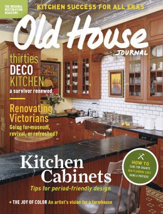 Old-House Journal Mar-Apr 2017