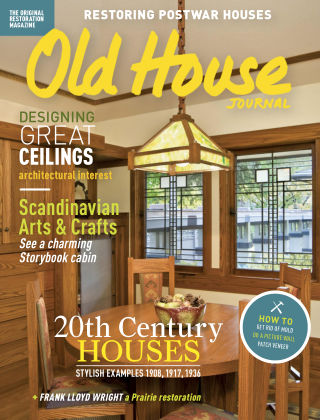 Old-House Journal May 2017