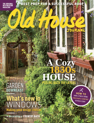 Old-House Journal Jun 2017