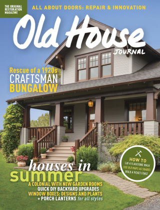 Old-House Journal Jul-Aug 2017