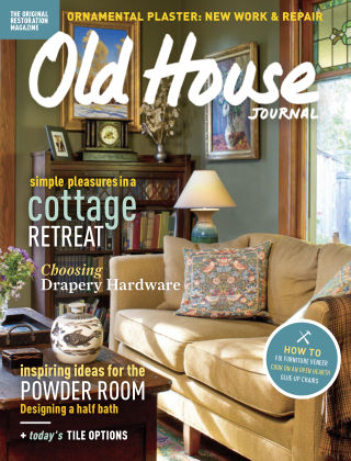 Old-House Journal Sep 2017