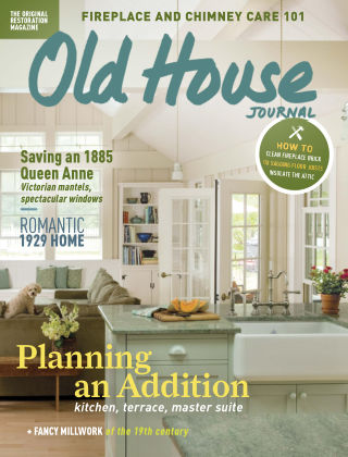 Old-House Journal Oct 2017