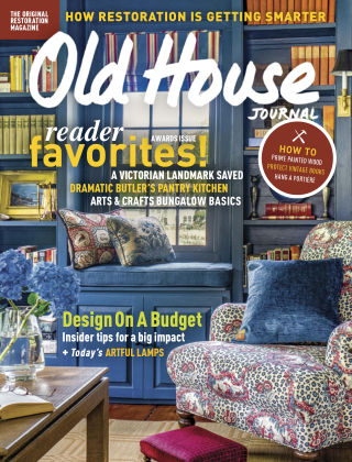 Old-House Journal Nov-Dec 2017