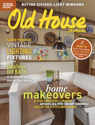Old-House Journal Jan-Feb 2018