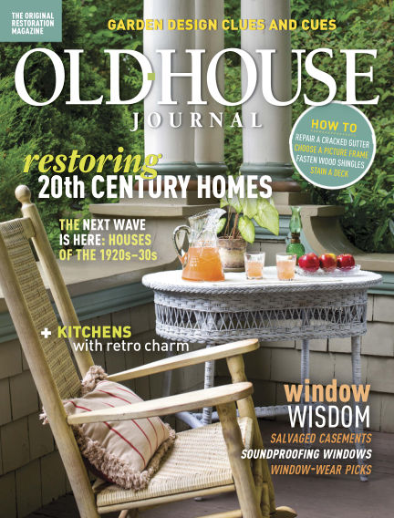 OldHouse Journal Abo Das Beste Angebot Gibt Es Bei Readly Enchanting Garden Design Journal Pict