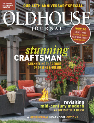 Old-House Journal Oct 2018