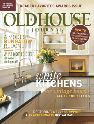 Old-House Journal Nov-Dec 2018