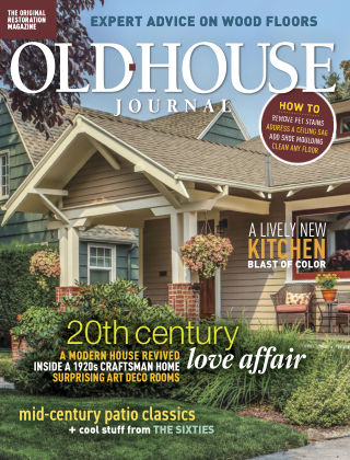 Old-House Journal May 2019