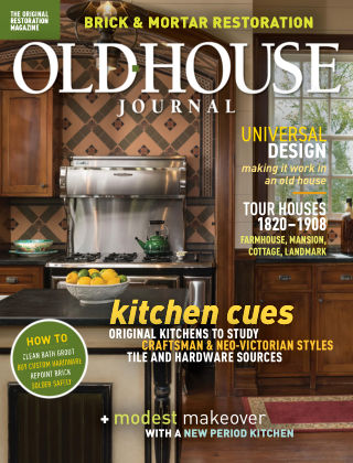 Old-House Journal Mar-Apr 2020