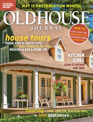 Old-House Journal May 2020