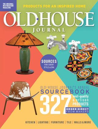 Old-House Journal September 2020
