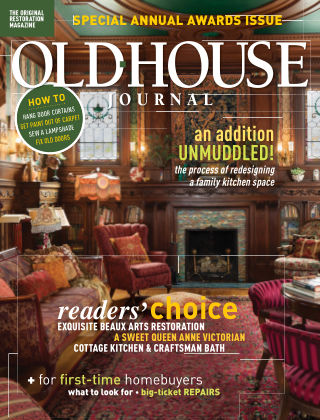 Old-House Journal December 2020
