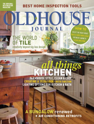 Old-House Journal March April 2021