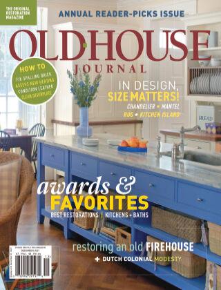 Old-House Journal Nov/Dec 2021