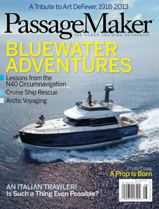 PassageMaker July / Aug 2013