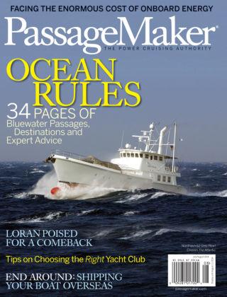 PassageMaker July / August 2014