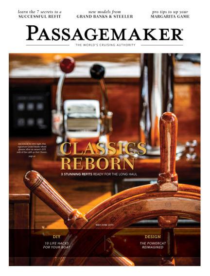 PassageMaker May 07, 2019 00:00