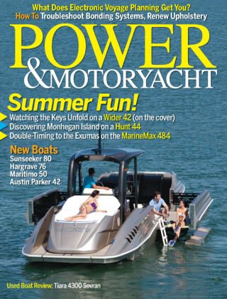Power & Motoryacht June 2013