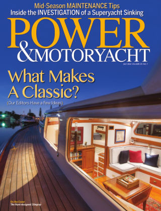 Power & Motoryacht July 2013