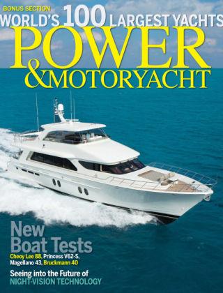 Power & Motoryacht August 2013