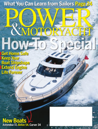 Power & Motoryacht September 2013