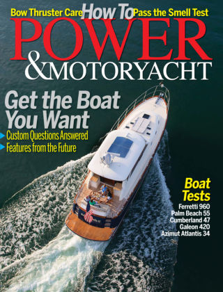 Power & Motoryacht October 2013