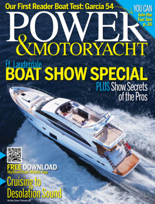 Power & Motoryacht November 2013