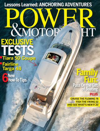 Power & Motoryacht December 2013