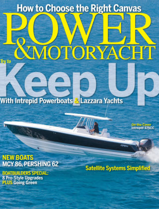 Power & Motoryacht January 2014