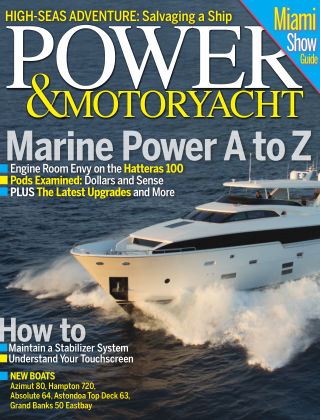 Power & Motoryacht February 2014