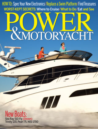 Power & Motoryacht March 2014