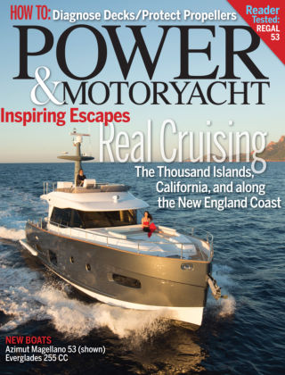 Power & Motoryacht April 2014