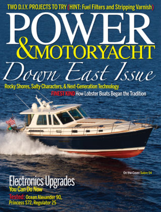 Power & Motoryacht May 2014