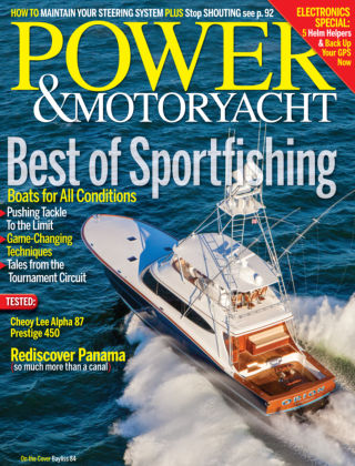 Power & Motoryacht June 2014