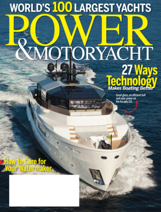 Power & Motoryacht August 2014