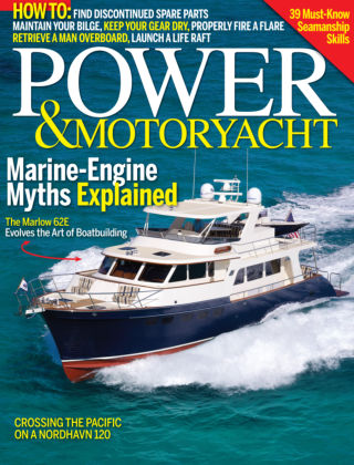 Power & Motoryacht September 2014
