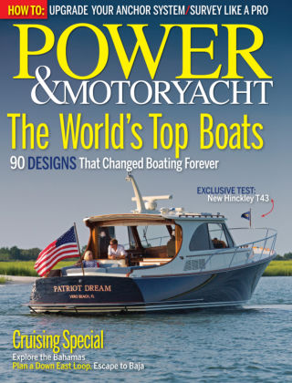 Power & Motoryacht October 2014