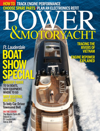 Power & Motoryacht November 2014