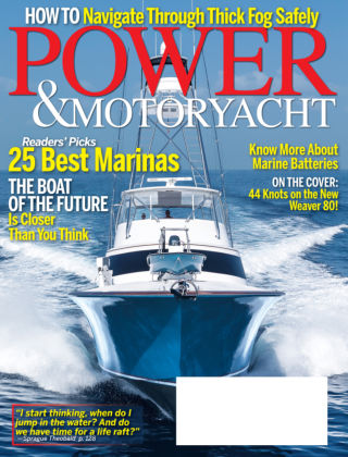 Power & Motoryacht December 2014