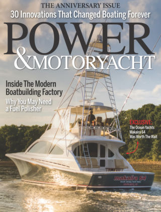 Power & Motoryacht January 2015